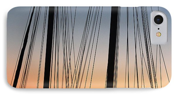 Dusky Ropes IPhone Case