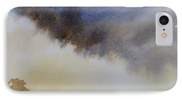 Dust Storm IPhone Case by Barbara Tibbets