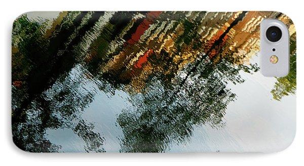 Dutch Canal Reflection IPhone Case by KG Thienemann
