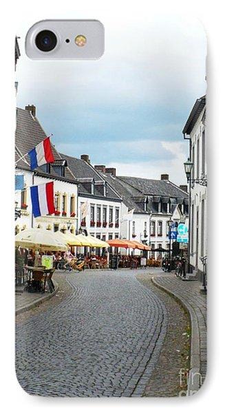 Dutch Cityscape - Thorn Phone Case by Carol Groenen