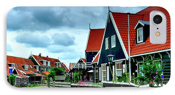 IPhone Case featuring the photograph Dutch Village by Joe  Ng