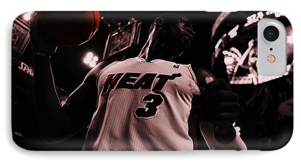 Dwyane Wade Ready To Go IPhone Case