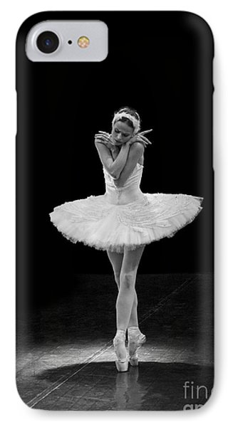 Dying Swan 5. IPhone Case