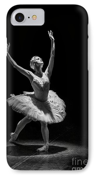 Dying Swan 6. IPhone Case