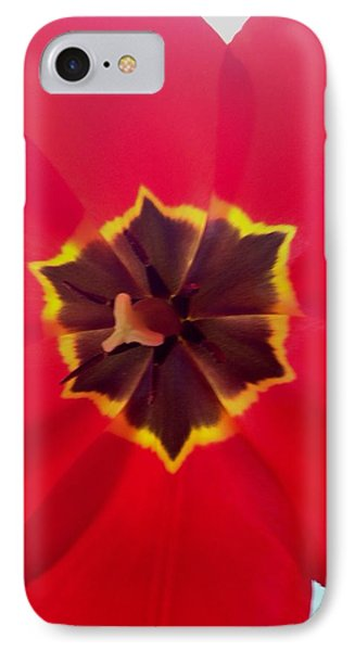 Dying Tulip IPhone Case
