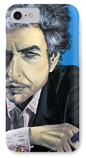 Dylan IPhone Case by Kelly Jade King