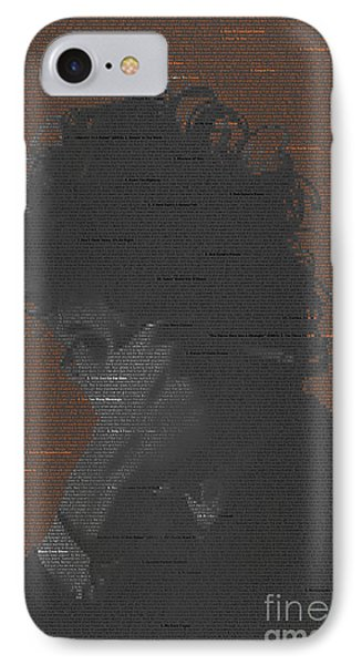 Dylan Mosaic IPhone Case by James Johnson
