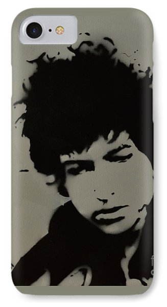 Dylan Spray Art IPhone Case