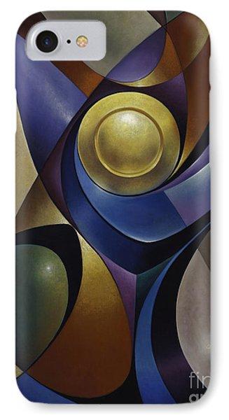 Dynamic Chalice Phone Case by Ricardo Chavez-Mendez
