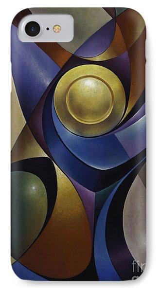 Dynamic Chalice IPhone Case by Ricardo Chavez-Mendez