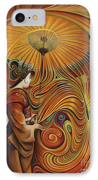 Dynamic Oriental Phone Case by Ricardo Chavez-Mendez
