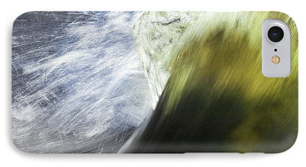 Dynamic River Wave Phone Case by Heiko Koehrer-Wagner