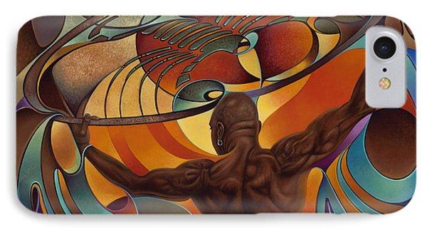 Dynamic Scorpio IPhone Case by Ricardo Chavez-Mendez