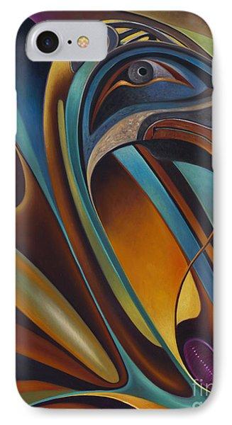 Dynamic Series #17 Phone Case by Ricardo Chavez-Mendez