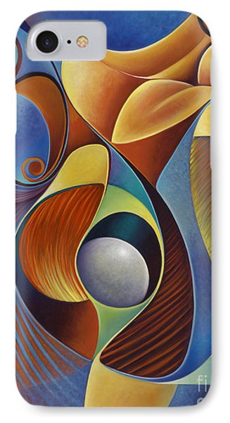 Dynamic Series #22 Phone Case by Ricardo Chavez-Mendez
