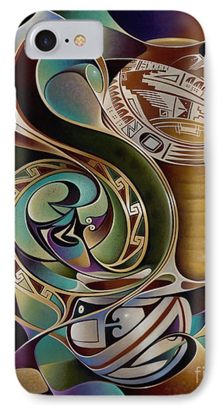 Dynamic Still I IPhone Case