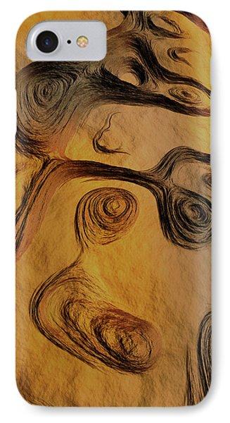 Dynamic World II Phone Case by Jean Paul Thierevere