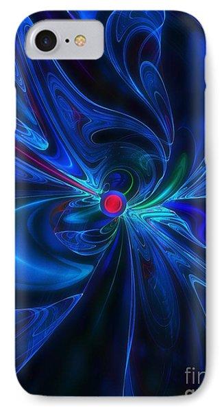 Dynamism IPhone Case by Klara Acel