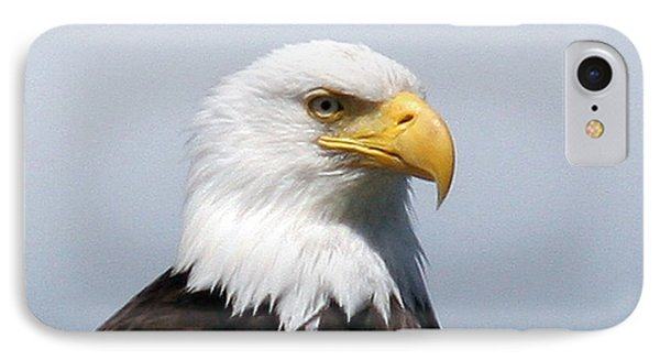 Eagle 1 IPhone Case by John Bushnell