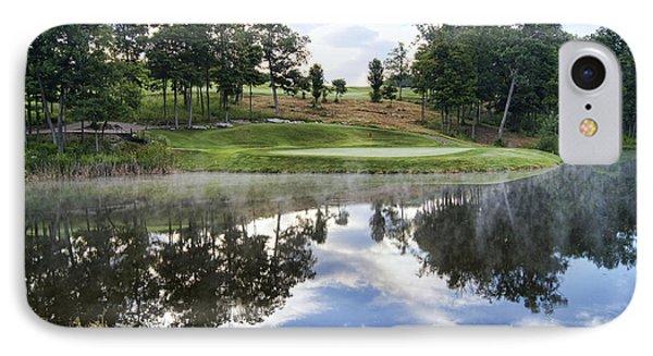 Eagle Knoll Golf Club - Hole Six IPhone Case