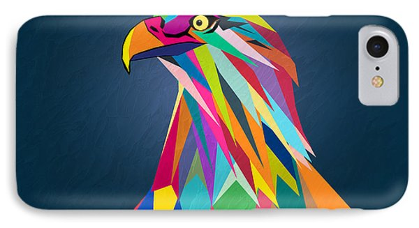Eagle IPhone Case by Mark Ashkenazi