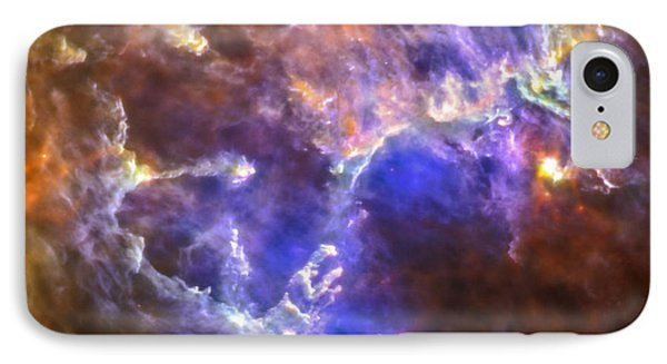 Eagle Nebula IPhone Case by Adam Romanowicz