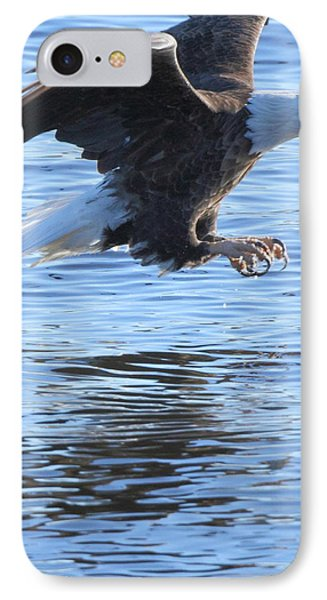 Eagle Talons Up IPhone Case by Coby Cooper