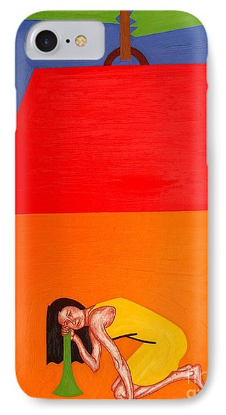Ear To The Ground Phone Case by Patrick J Murphy