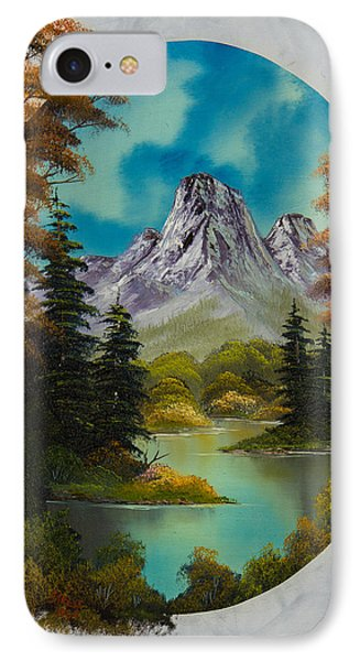 Russet Autumn  IPhone Case by C Steele