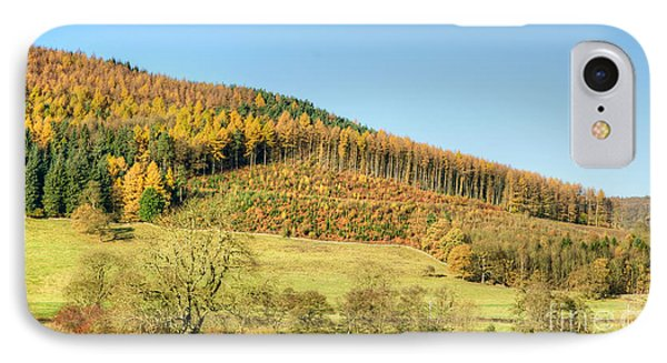 Early Autumn Phone Case by David Birchall
