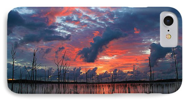 Early Dawns Light IPhone Case by Roger Becker