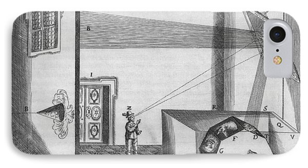 Early Form Of Magic Lantern, 17th IPhone Case by Middle Temple Library