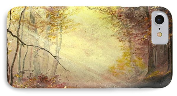 Early In The Morning IPhone Case by Sorin Apostolescu