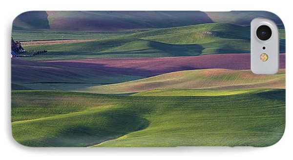 Early Light In The Palouse IPhone Case