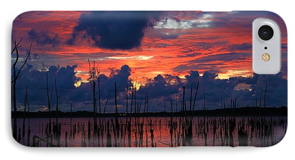 Early Light IPhone Case by Roger Becker