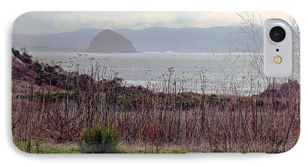 Morro Bay Early Morning IPhone Case by Walter Fahmy