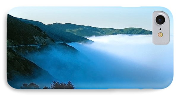Early Morning Coastline IPhone Case by Ellen Cotton