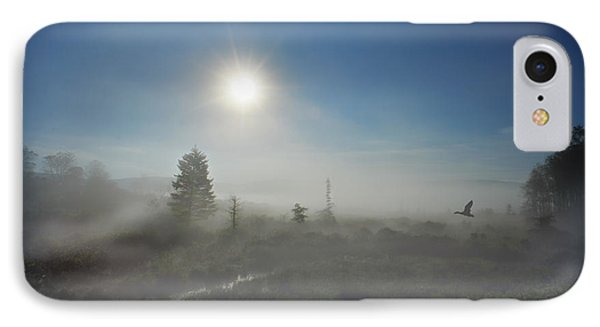 Early Morning Fog At Canaan Valley Phone Case by Dan Friend