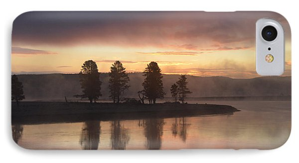 Early Morning In The Valley Phone Case by Tranquil Light  Photography