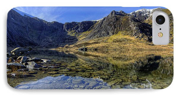 Early Morning Lake IPhone Case by Ian Mitchell