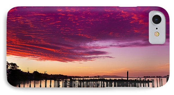 Early Morning Light On Bodega Bay IPhone Case