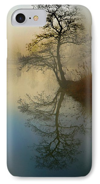Early Morning Phone Case by manhART