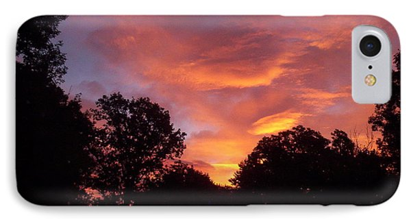 IPhone Case featuring the photograph Early Morning Rise by Yolanda Raker