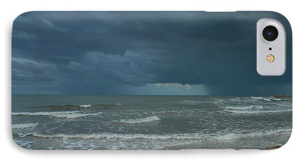 IPhone Case featuring the photograph Early Morning Storm by Susan D Moody