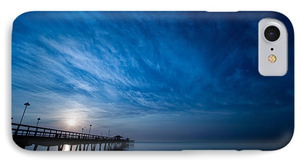 Early Morning Sunrise Phone Case by Mike Burgquist
