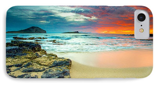 IPhone Case featuring the photograph Early Morning Sunrise by Robert  Aycock