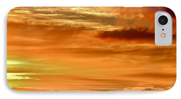 Early Morning Sunshine Over Fremantle IPhone Case by Kirsten Giving