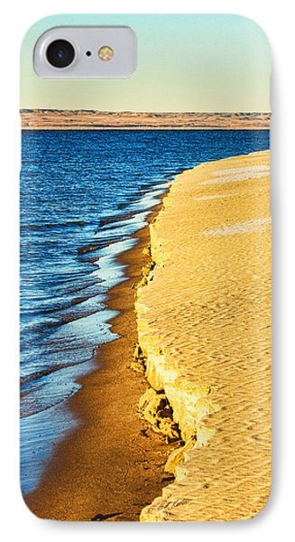 Early Morning Walk IPhone Case by Bill Kesler