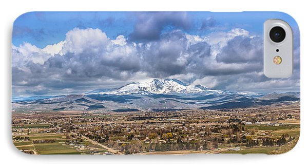 Early Spring In Emmett Valley IPhone Case by Robert Bales