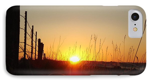 Early Sunrise In September IPhone Case